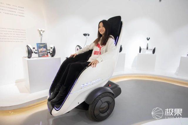 """肥宅快乐靠""""轮椅""""?国产星际战车""""起飞""""!老外试过都嗨疯了…"""