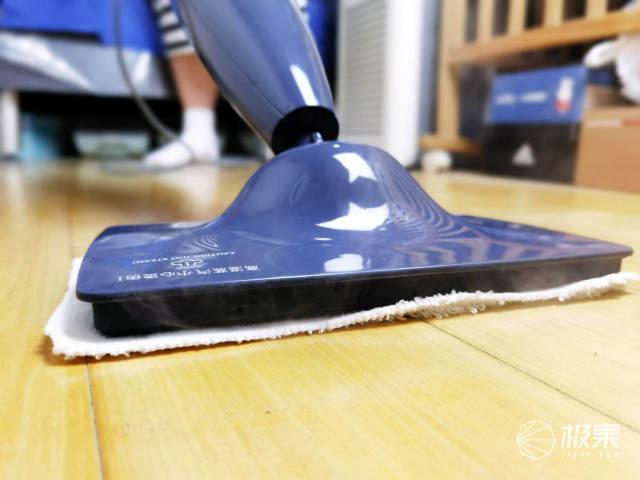 家务好帮手!装自来水就能用15秒出140度蒸汽去污除螨