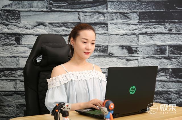 轻薄便携游戏本随身移动游戏中心:惠普光影精灵6