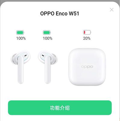 OPPOEncoW51体验:绿厂的诚意之作,同价位最好的降噪耳机