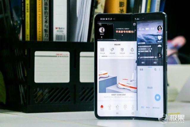 折叠屏来了!三星GalaxyFold首发评测:惊艳与劝退同在