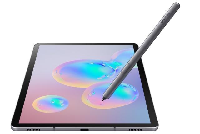 「新东西」对标iPadPro,三星发布GalaxyTabS6平板