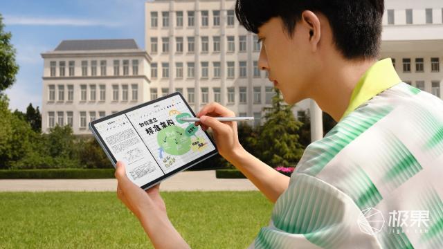「学习利器」来了!搭载HarmonyOS的华为MatePad11发布,2499元起!