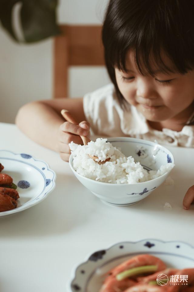 京品测评 这电饭煲宝妈爱了!一煮、二沥、三蒸,轻松煮出健康脱糖饭!