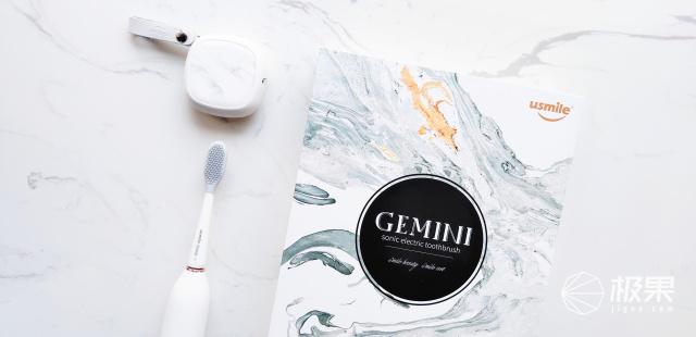 我的口腔保健组合:usmile电动牙刷和素士便携式冲牙器