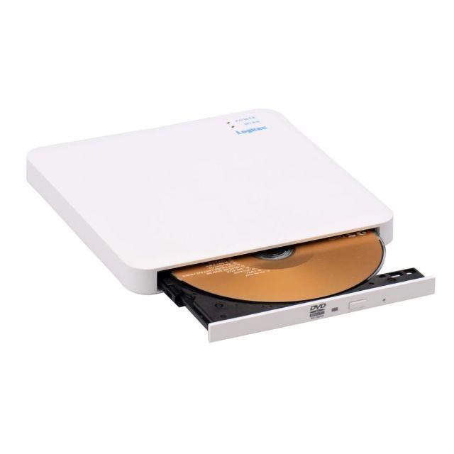 「新东西」光碟还没死?日本Logitec公司推出无线外置光驱