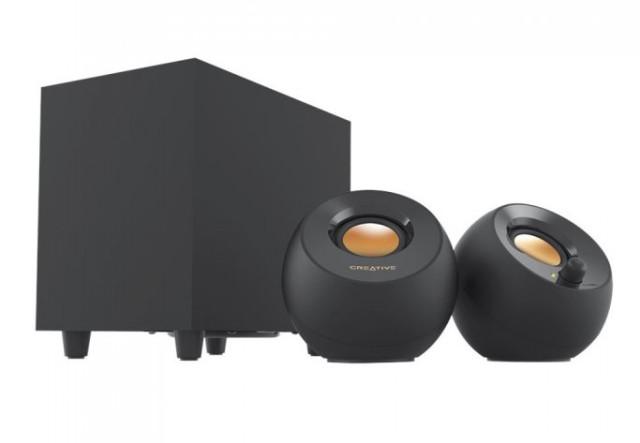 Creative推出PebblePlus2.1音箱,仅售30美元!