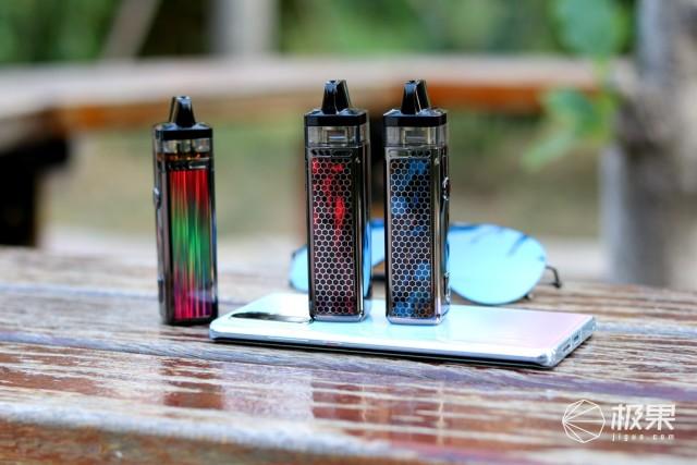 新一代雾化烟VINCI,首创双点火模式,智能芯片可调节功率
