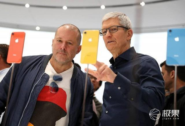 「事儿」苹果首席设计师JonyLve离职创业,新公司依然服务苹果