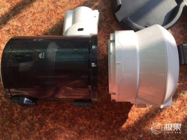 轻量级,更便利|360优点吸尘器开箱