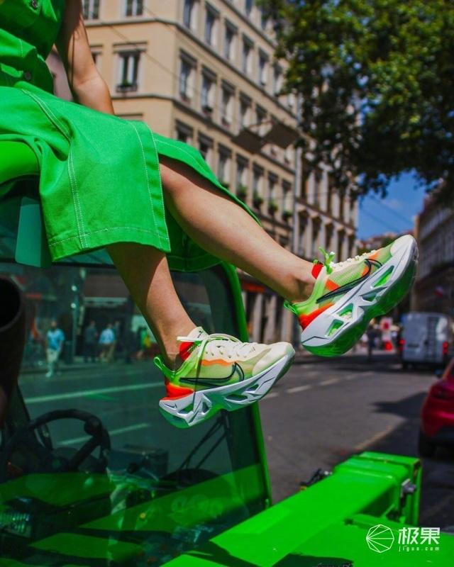 造型大胆惹人爱!NikeZoomXVistaGrind将于7月19日发售