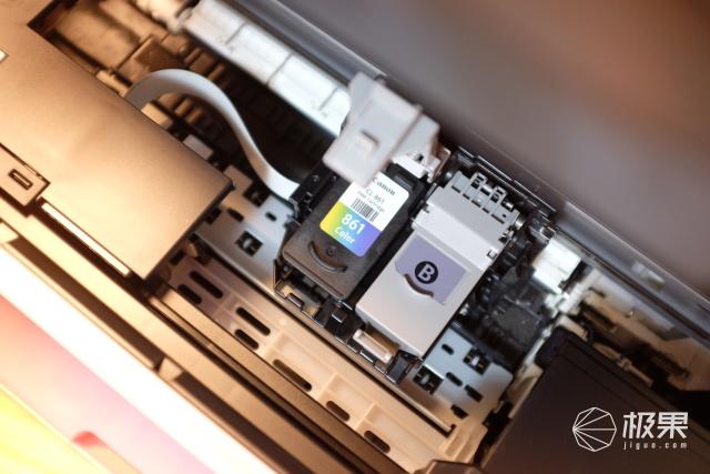佳能(Canon)智能家用一体机腾彩PIXMATS5380