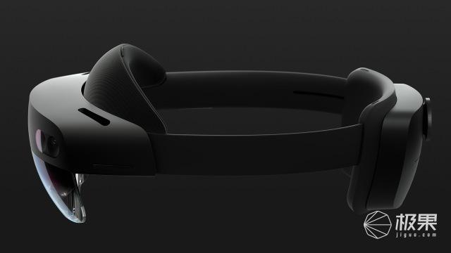 """微软HoloLens2代""""上头体验"""":佩戴更舒适,效果更清晰"""