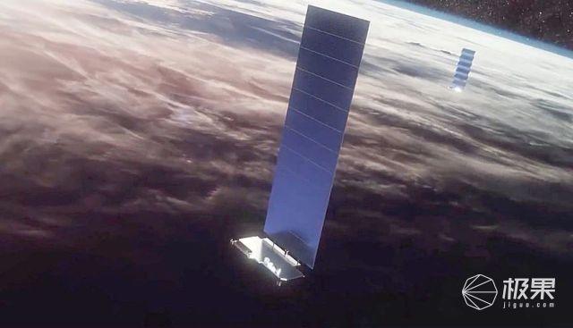 """史上最大!马斯克""""天基环球Wi-Fi""""开机上线,哪儿有信号看这里"""