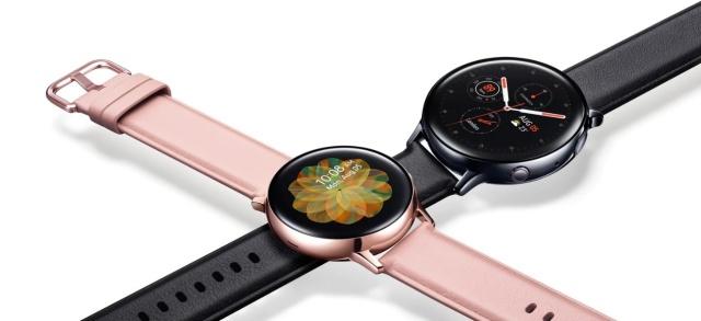 「新东西」会前更新,三星推出新款GalaxyWatchActive2智能手表