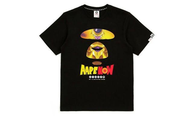 来交情怀税!Aape×《龙珠超》胶囊系列发布,不还是高级文化衫.......