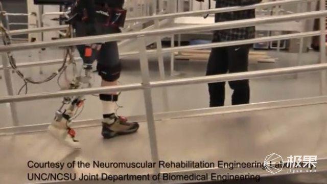 黑科技!計算機視覺AI可幫助機器人假肢及外骨骼實現更安全的行走