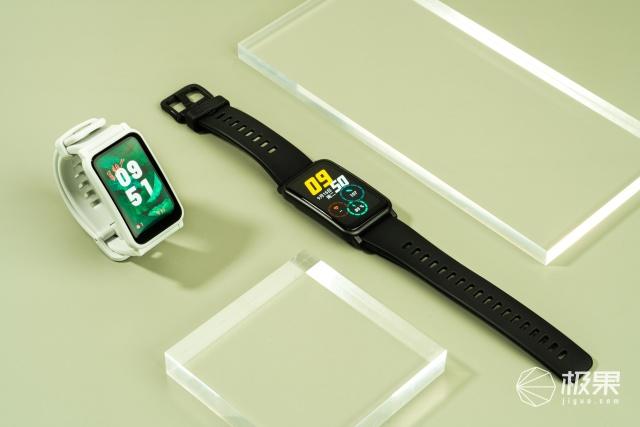 荣耀手表ES图赏:95种运动模式教你锻炼,方形大屏里藏着新世界