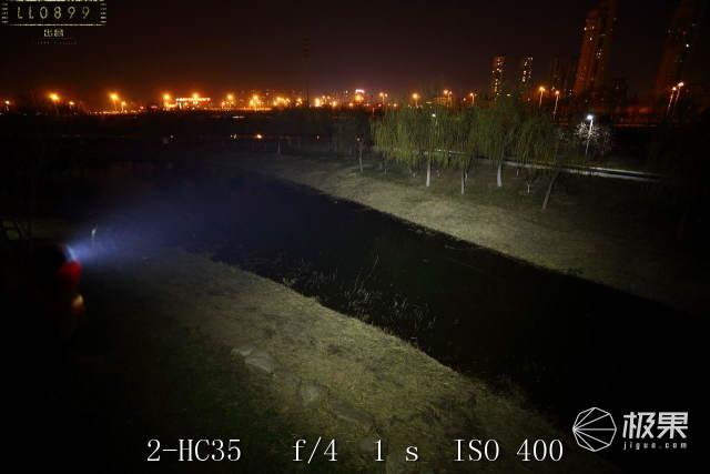 头灯也疯狂2700流明超级头灯NITECOREHC35