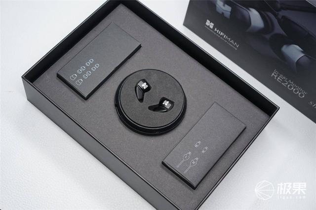HIFIMANRE2000银色版拓扑振膜动圈耳机:备受老烧
