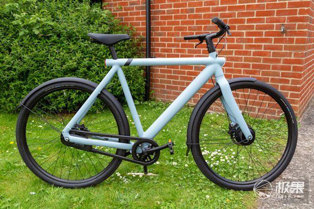 便宜又时尚,VanMoof推出S3智能电动自行车,售价14170元