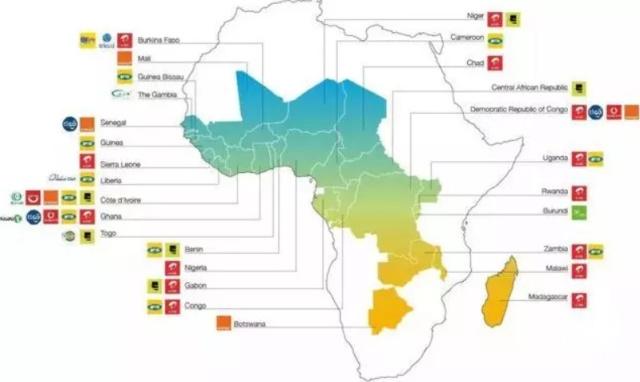 """華為都在警惕的""""非洲手機之王""""!四卡四待+智能美黑,為非洲大兄弟操碎了心......"""