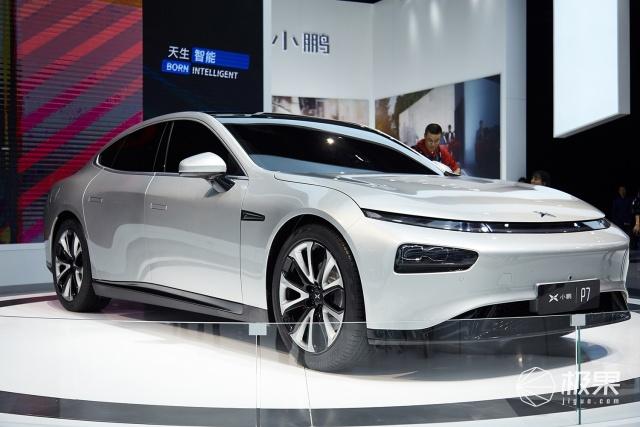 上海车展|小鹏P7上市,L3自动驾驶+600km续航,官网同步预售!