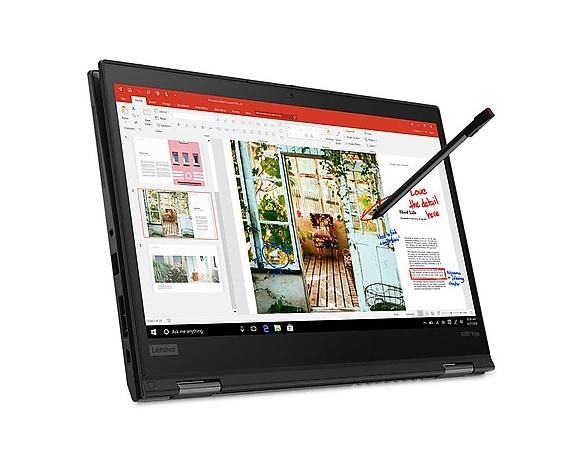 「新東西」會瑜伽的小黑:聯想更新ThinkPadX390Yoga變形本