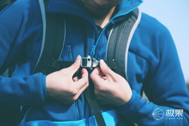 户外徒步,旅行登山,唯背包不可将就|狼爪36L背包体验