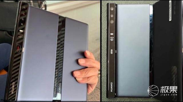 來了!華為MateX折疊屏手機開箱視頻流出,改來改去居然變成這樣……
