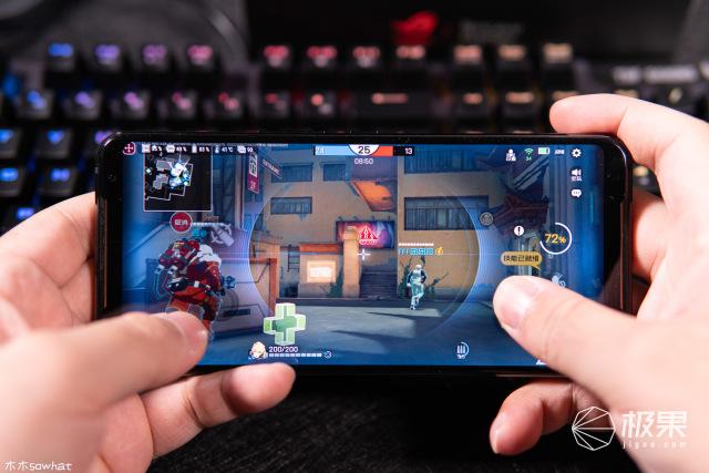 玩家專屬|ROG游戲手機2測評體驗