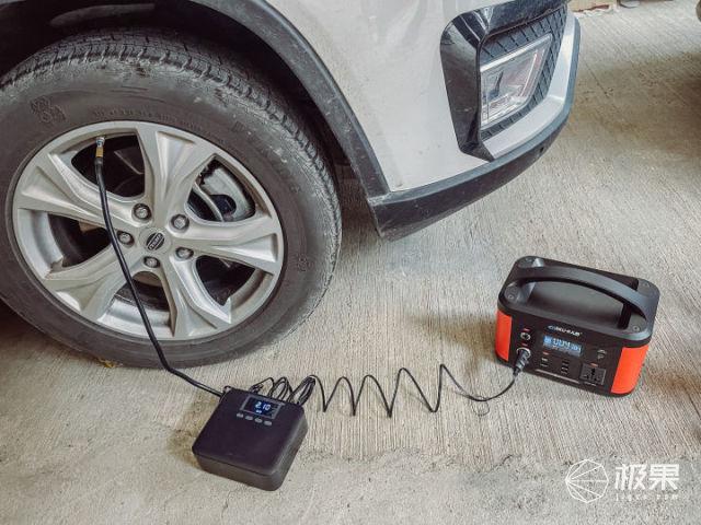 自驾露营用电难?卡儿酷电+500户外电源伴我自驾西藏体验