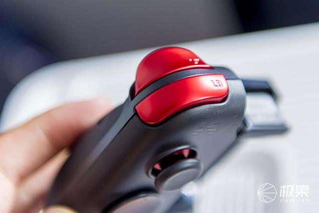 全面升级让手游操作更精准,握持更舒适,体验北通G2游戏手柄