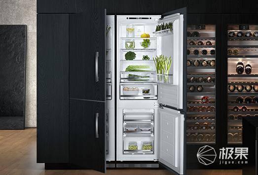 新年厨电升级指南,让你相见恨晚的嵌入式冰箱和洗碗机分享