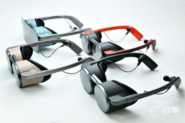 「CES2020」松下大玩虚拟现实,戴上这款眼镜后,穿越星球仿佛近在眼前