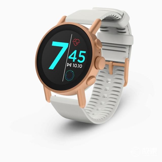 「新東西」性能提升,Misfit推出新品VaporX智能手表