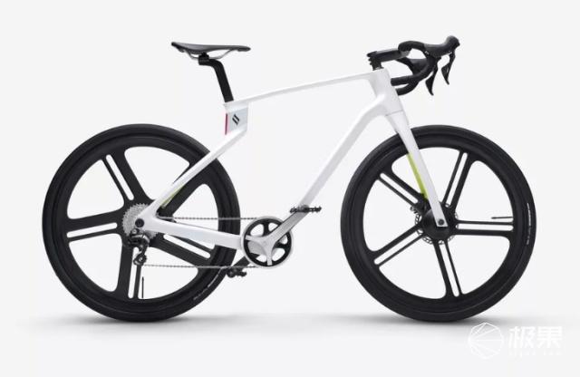续航96公里!首款量产3D打印一体式电动自行车发布,19589元起