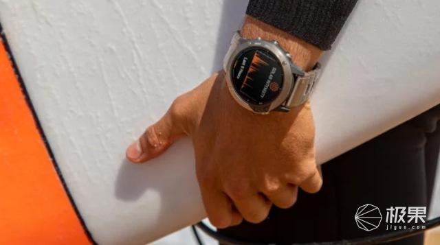 24天长续航,佳明推出太阳能手表GarminFenix6XProSolar