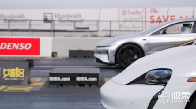 超越特斯拉!LucidAir全电动轿车四分之一英里加速仅9.9秒