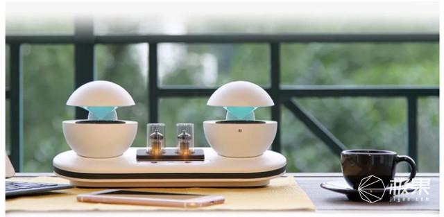 复古遇上现代:日本山水发布真空管蓝牙音箱