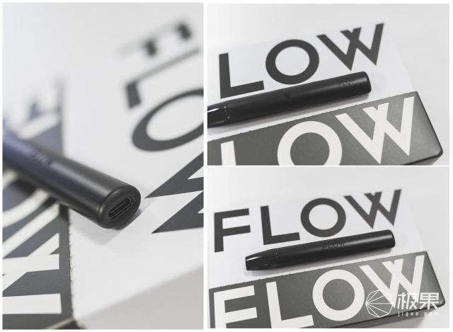 FLOW福禄|电子烟中的优等生,杀入红海中的黑马