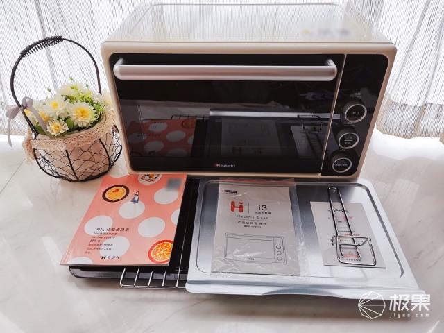 吃货必备进阶道具 海氏i3智能烤箱,你离烘焙达人又进了一步