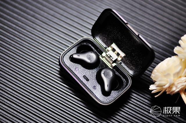 全频双动铁,双麦降噪,魔浪mifoO7无线耳机开箱及体验