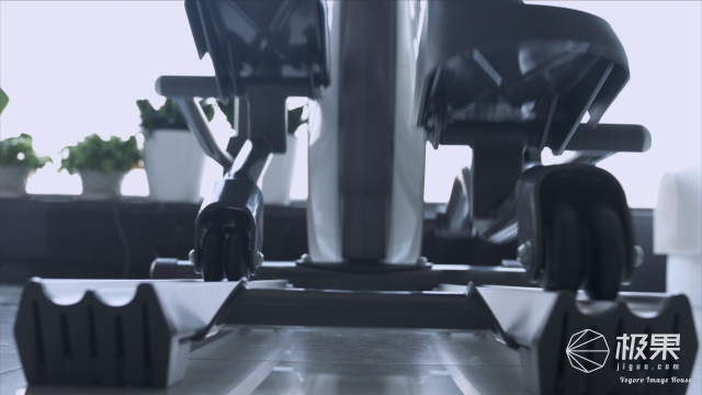 莫比智能椭圆机
