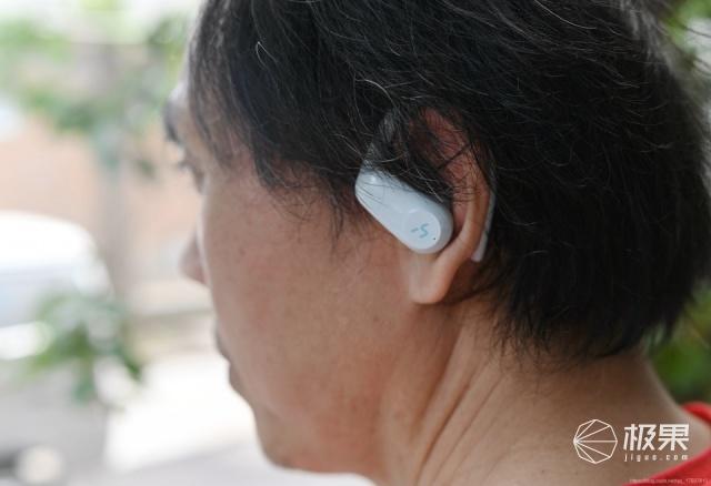 舒适好听的运动耳机,佩戴稳固续航持久,哈氪觉醒体验