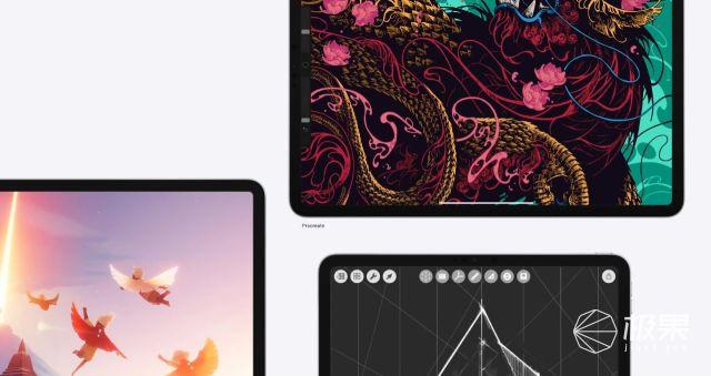 苹果发飙了,突发大波新品!配激光雷达的新iPadPro比电脑还猛......