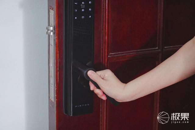 智能安全又居家,品多智能门锁H1智能生活