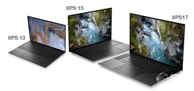超窄边框!戴尔上架2020款XPS15,十代i5处理器售价10999元