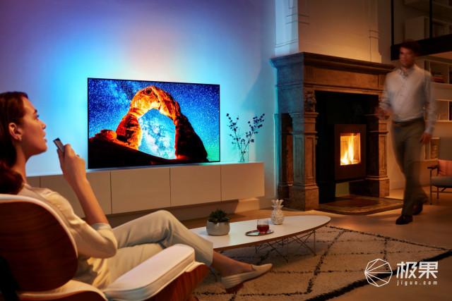 「新东西」欧式致美视界尽在眼前!飞利浦电视欧风系列全新上市