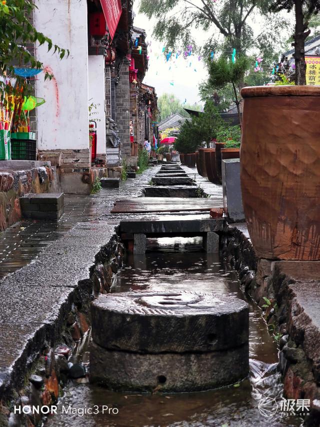 和榮耀Magic3Pro一鏡穿越古今,領略棣花古鎮繁華與西安絕美風情